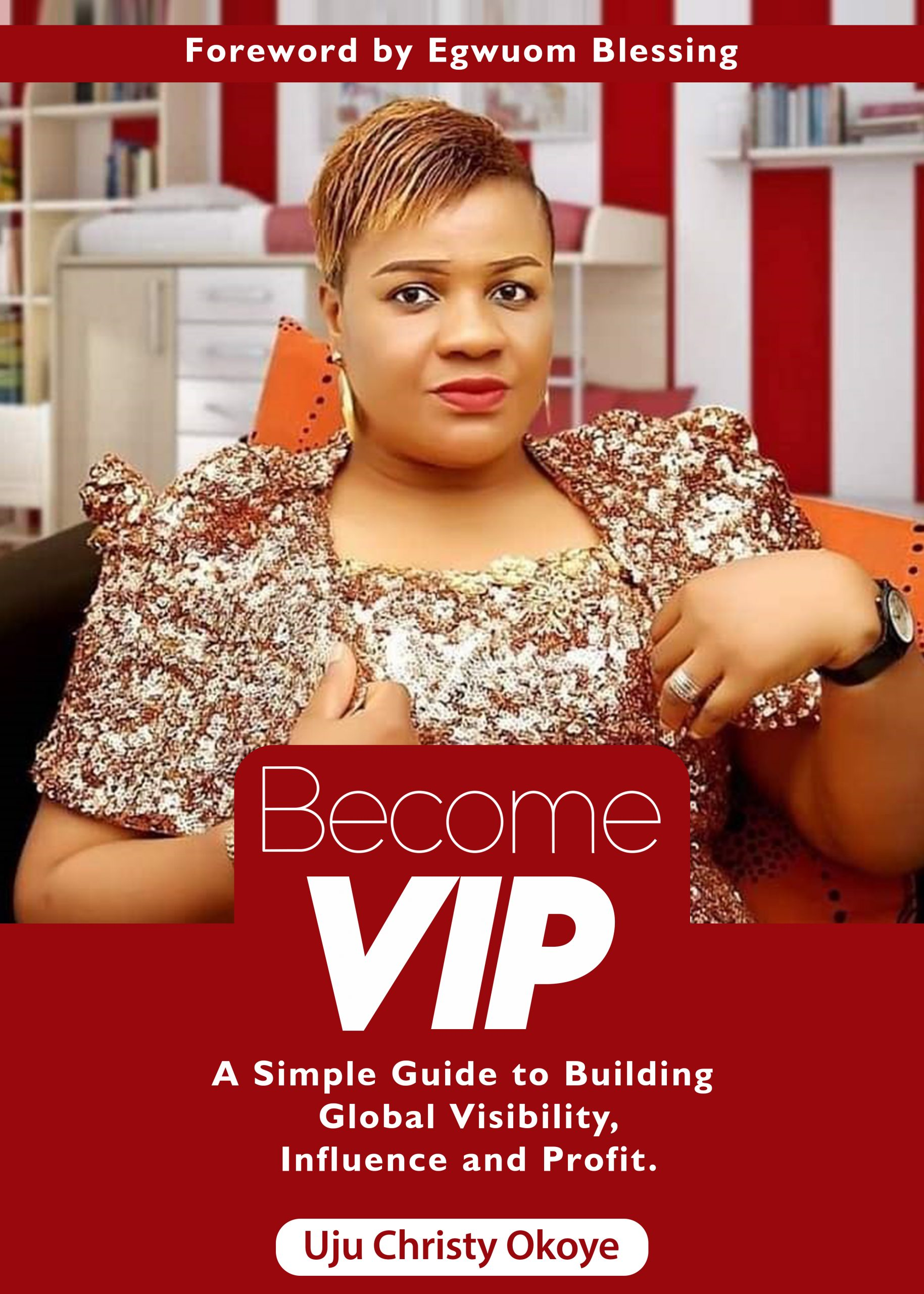 PRESS RELEASE Ceo Jidekaiji Global Services BECOME VIP BOOK LAUNCH AND BIRTHDAY OFFER!